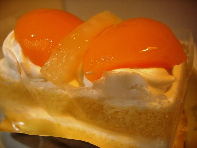 長崎名物シースケーキの写真